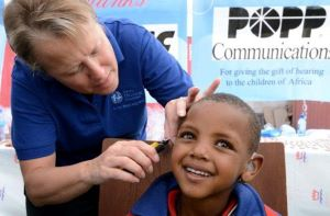 Teri Popp on the Starkey Hearing Mission to Tanzania 2010