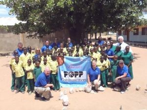 POPP Communications Starkey Hearing Mission to Tanzania