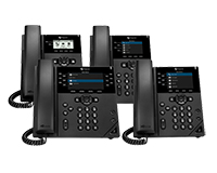 Poly VVX150, VVX250, VVX350, and VVX450 IP Phones on POPP's Cloud PBX in Bloomington, MN