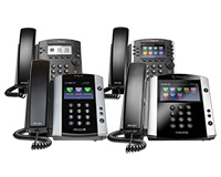 Poly VVX301, VVX401, VVX501, and VVX601 IP Phones on POPP's Cloud Hosted Phone System in Golden Valley, MN