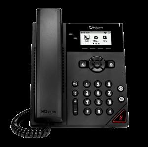 Poly VVX150 IP Phone for POPP Cloud Voice VoIP Service